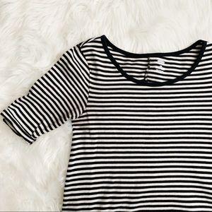 Striped Loose Tunic